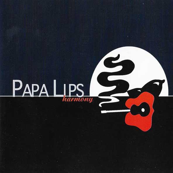Papa Lips - Harmony EP